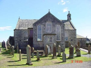 Mochrum Kirk taken in 2002 by John Arthington